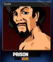 Prison Run and Gun Card 2
