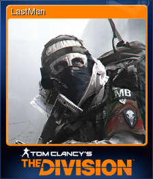 Tom Clancy's The Division Card 3