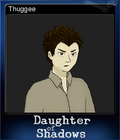Daughter of Shadows An SCP Breach Event Card 7