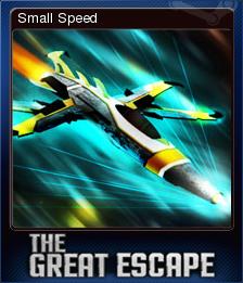 The Great Escape Card 1