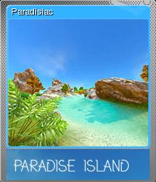 Paradise Island - VR MMO Foil 02