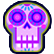 Guacamelee Emoticon sugarskull