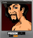 Prison Run and Gun Foil 2