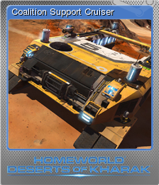 Homeworld Deserts of Kharak Foil 05