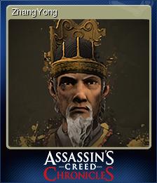 Assassin's Creed Chronicles China Card 5