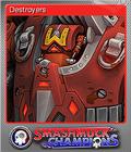Smashmuck Champions Foil 4