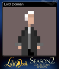The Last Door Season 2 - Collector's Edition Card 3