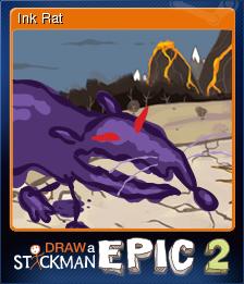 Draw a Stickman EPIC 2 Card 5