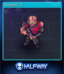 Halfway Card 6