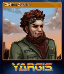 Yargis - Space Melee Card 4