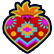 Guacamelee Emoticon bigheart