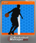 Pro Basketball Manager 2016 Foil 3