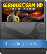 Serious Sam HD The First Encounter Booster Pack