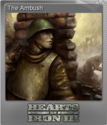 Hearts of Iron III Foil 5