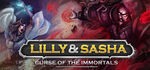 Lilly and Sasha Curse of the Immortals Logo