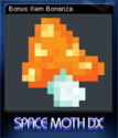 Space Moth DX Card 5