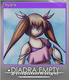 Diadra Empty Foil 5