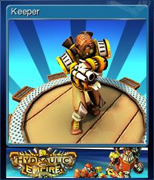 Hydraulic Empire Card 01
