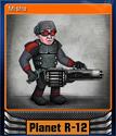 Planet R-12 Card 3