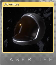 Laserlife Foil 09