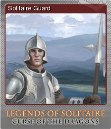 Legends of Solitaire Curse of the Dragons Foil 10