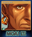 MOAI 3 Trade Mission Collector's Edition Card 2