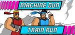 Machine Gun Train Run Logo