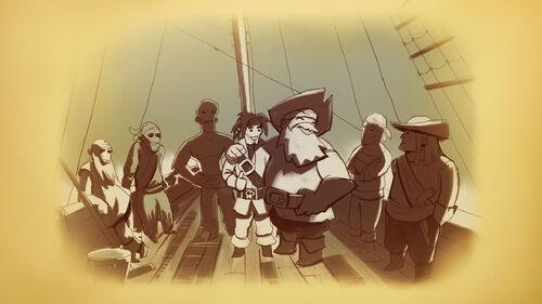 Braveland Pirate Artwork 3