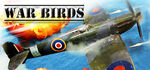 War Birds WW2 Air strike 1942 Logo