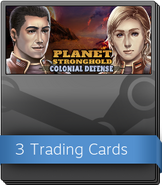 Planet Stronghold Colonial Defense Booster Pack