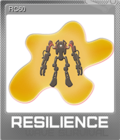 Resilience Wave Survival Foil 3