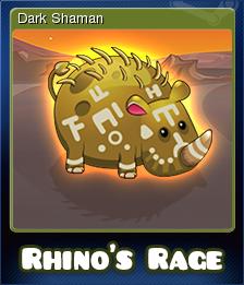 Rhino's Rage Card 5