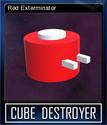 Cube Destroyer Card 3