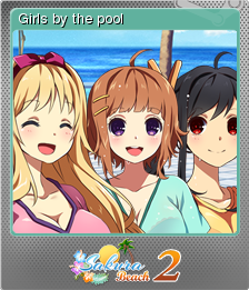 Sakura Beach 2 Foil 4