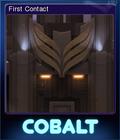 Cobalt Card 1