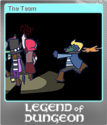 Legend of Dungeon Foil 8