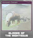Blades of the Righteous Foil 3