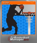Pro Basketball Manager 2016 Foil 4