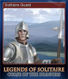 Legends of Solitaire Curse of the Dragons Card 10