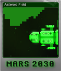 Mars 2030 Foil 4