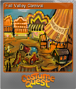 Costume Quest Foil 1