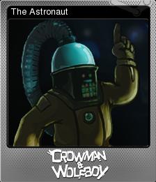 Crowman & Wolfboy Foil 5
