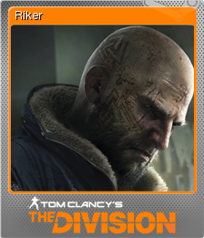 Tom Clancy's The Division Foil 4