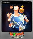 Worms Clan Wars Foil 5
