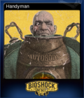 Bioshock Infinite Card 4