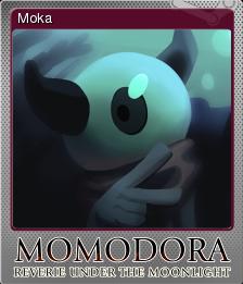 Momodora Reverie Under the Moonlight Foil 3