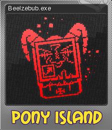 Pony Island Foil 3
