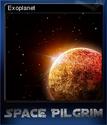 Space Pilgrim Episode I Alpha Centauri Card 4
