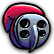 Super House of Dead Ninjas Emoticon mk
