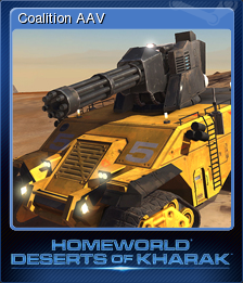 Homeworld Deserts of Kharak Card 04